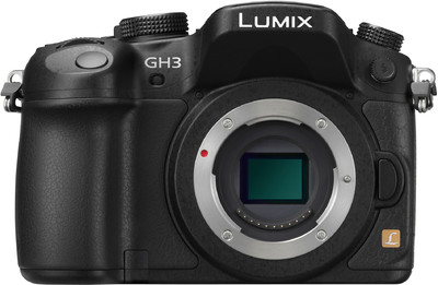 Panasonic Mirrorless Lumix GH3 16 05 MP - Cameras, megapixels - 16.05 Megapixels, built in flash - Yes, lcd screen size - 3 inch