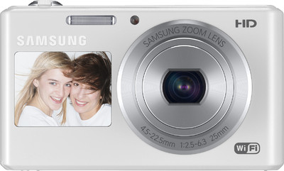 Samsung Point  Shoot Smart DV150F 16 2 MP - Cameras, megapixels - 16.2 Megapixels, built in flash - Yes, lcd screen size - 2.7 inch