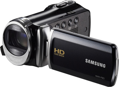 Samsung Camcorder F90 - Cameras, megapixels - , built in flash - , lcd screen size - 2.7 inch