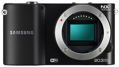 Samsung Mirrorless NX1000 20 3 MP - Cameras, megapixels - 20.3 Megapixels, built in flash - , lcd screen size - 3 inch