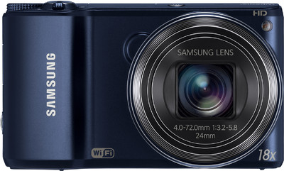Samsung Point  Shoot Smart WB200F 14 2 MP - Cameras, megapixels - 14.2 Megapixels, built in flash - Yes, lcd screen size - 3 inch