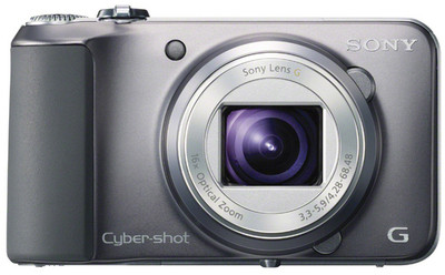 Sony Point  Shoot Cyber shot DSC H90 16 1 MP - Cameras, megapixels - 16.1 Megapixels, built in flash - Yes, lcd screen size - 3 inch