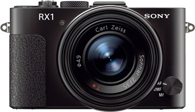 Sony Mirrorless Cyber shot DSC RX1 24 3 MP - Cameras, megapixels - 24.3 Megapixels, built in flash - Yes, lcd screen size - 3 inch