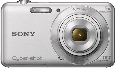 Sony Point  Shoot Cyber shot DSC W710 16 1 MP - Cameras, megapixels - 16.1 Megapixels, built in flash - Yes, lcd screen size - 2.7 inch