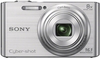 Sony Point  Shoot Cyber shot DSC W730 16 1 MP - Cameras, megapixels - 16.1 Megapixels, built in flash - Yes, lcd screen size - 2.7 inch