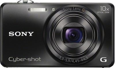 Sony Point  Shoot Cyber shot DSC WX200 18 2 MP - Cameras, megapixels - 18.2 Megapixels, built in flash - Yes, lcd screen size - 2.7 inch