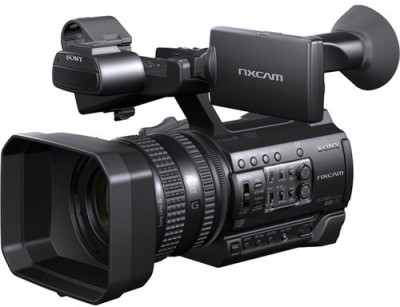 Sony PROFESSIONAL HANDHELD HXR NX100 FULL HD - Cameras, megapixels - 14.2 MP, built in flash - , lcd screen size - 3.5 inch
