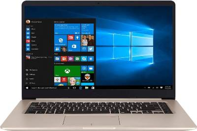 Asus Vivobook S15 Core i7 8th Gen  16 GB 1 TB HDD 128 GB SSD Windows 10 2 GB Graphics S510UN BQ139T Thin and Light S510UN BQ139T 90NB0GS1 M01810 - Laptops, lifestyle - Travel & Business, Processing & Multitasking, Performance, Gaming, Entertainment, Everyday Use, screen - 15.6 inch, hdd - 1 TB, ram - 16 GB, os - Windows 10