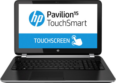 HP Pavilion Touchsmart 15 n007TX Ci5 4GB 1TB Win8 1GB Graph Touch 15 n007TX F0C33PA - Laptops, lifestyle - Entertainment, screen - 15.6 inch, hdd - 1 TB, ram - 4 GB DDR3, os - Windows 8