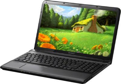 Sony VAIO E15125CN B Ci3 2GB 500GB Win8 1GB Graph E15125CN B - Laptops, lifestyle - Entertainment, screen - 15.5 inch, hdd - 500 GB, ram - 2 GB DDR3, os - Windows 8