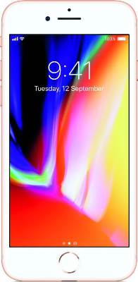 (Apple iPhone 8 , ram - 2 GB, internal memory - 64/256 GB, primary camera - 12MP, seconday camera - 7MP, 3G - Yes, screen - 4.7 inch, battery - Non-removable Li-Ion 1821 mAh, os - iOS 11)