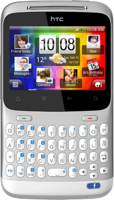 HTC Chacha - Mobiles, ram - 512 MB RAM, internal memory - 512 MB RAM, primary camera - Yes, 5 Megapixel, seconday camera - Yes, 0.3 Megapixel, 3G - Yes, 7.2 Mbps HSDPA; 384 kbps HSUPA, screen - 2.6 Inches, battery - Li-Ion, 1250 mAh, os - Android v2.3 (Gingerbread)