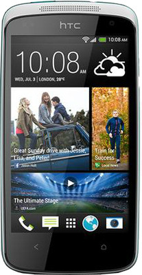 HTC Desire 500 - Mobiles, ram - 1 GB, internal memory - 4 GB, primary camera - Yes, 8 Megapixel, seconday camera - Yes, 1.6 Megapixel, 3G - Yes, 7.2 Mbps HSDPA, screen - 4.3 Inches TFT, battery - Li-Polymer, 1800 mAh, os - Android OS, v4.1.2 (Jelly Bean)