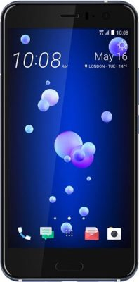 (HTC U11 , ram - 4 GB/ 6 GB, internal memory - 64 GB/ 128 GB, primary camera - 12 MP, seconday camera - 16 MP, 3G - Yes, screen - 5.5 inch Super LCD5 capacitive touchscreen, battery - Non-removable Li-Ion 3000 mAh battery, os - Android 7.1 (Nougat))
