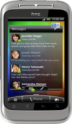 HTC Wildfire S - Mobiles, ram - 512 MB, internal memory - 2 GB, primary camera - Yes, 5 Megapixel, seconday camera - No, 3G - Yes, 7.2 Mbps HSDPA; 384 kbps HSUPA, screen - 3.2 Inches TFT, battery - Li-Ion, 1230 mAh, os - Android v2.3 (Gingerbread)