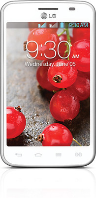 LG L4 II Dual E445 - Mobiles, ram - 512 MB, internal memory - 4 GB, primary camera - Yes, 3.15 Megapixel, seconday camera - No, 3G - Yes, screen - 3.8 Inches IPS, battery - Li-Ion, 1700 mAh, os - Android v4.1.2 (Jelly Bean)
