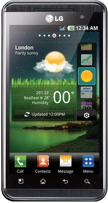 LG Optimus 3D P920 - Mobiles, ram - 512 MB, internal memory - 8 GB, primary camera - Yes, 5 Megapixel, seconday camera - Yes, 0.3 Megapixel, 3G - Yes, 14.4 Mbps HSDPA; 5.7 Mbps HSUPA, screen - 4.3 Inches LCD, battery - Li-Ion, 1500 mAh, os - Android v2.2 (Froyo), Upgradable to v2.3 Gingerbread