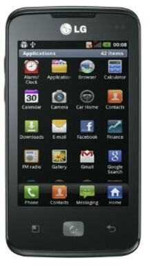LG Optimus Hub E510 - Mobiles, ram - 512 MB, internal memory - 152 MB, primary camera - Yes, 5 Megapixel, seconday camera - No, 3G - Yes, 3.6 Mbps HSDPA; 384 kbps HSUPA, screen - TFT LCD, battery - Li-Ion, 1500 mAh, os - Android v2.3 (Gingerbread)