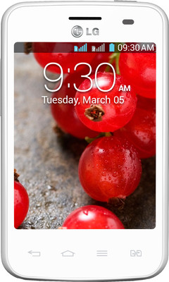 LG Optimus L3 II E435 - Mobiles, ram - 512 MB, internal memory - 4 GB (1.75 GB User Memory), primary camera - Yes, 3 Megapixel, seconday camera - No, 3G - Yes, 7.2 Mbps HSDPA, screen - 3.2 Inches, battery - Li-Ion, 1540 mAh, os - Android v4.1.2 (Jelly Bean)