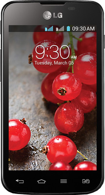 LG Optimus L5 II Dual E455 - Mobiles, ram - 512 MB, internal memory - 4 GB (1.75 GB User Memory), primary camera - Yes, 5 Megapixel, seconday camera - No, 3G - Yes, 7.2 Mbps HSDPA, screen - 4 Inches, battery - Li-Ion, 1700 mAh, os - Android v4.1.2 (Jelly Bean)