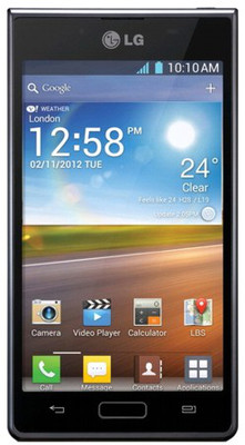 LG Optimus L7 P705 - Mobiles, ram - 512 MB, internal memory - 4 GB, primary camera - Yes, 5 Megapixel, seconday camera - Yes, 0.3 Megapixel, 3G - Yes, 7.2 Mbps HSDPA, screen - 4.3 Inches IPS LCD, battery - Li-Ion, 1700 mAh, os - Android v4 (Ice Cream Sandwich)