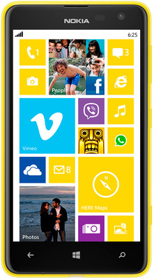 Nokia Lumia 625 - Mobiles, ram - 512 MB, internal memory - 8 GB, primary camera - Yes, 5 Megapixel, seconday camera - Yes, VGA, 3G - Yes, 42.2 Mbps HSDPA; 5.76 Mbps HSUPA, screen - 4.7 Inches, battery - 2000 mAh, os - Windows Phone 8