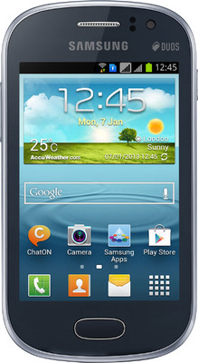 Samsung Galaxy Fame S6812 - Mobiles, ram - 512 MB, internal memory - 4 GB, primary camera - Yes, 5 Megapixel, seconday camera - Yes, 0.3 Megapixel, 3G - Yes, 7.2 Mbps HSDPA; 5.76 Mbps HSUPA, screen - 3.5 Inches TFT, battery - 1300 mAh, os - Android v4.1 (Jelly Bean)