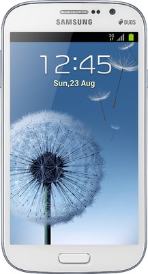 Samsung Galaxy Grand I9082 - Mobiles, ram - 1 GB, internal memory - 8 GB, primary camera - Yes, 8 Megapixel, seconday camera - Yes, 2 Megapixel, 3G - Yes, 21 Mbps HSDPA; 5.76 Mbps HSUPA, screen - 5 Inches TFT, battery - Li-Ion, 2100 mAh, os - Android v4.1 (Jelly Bean)