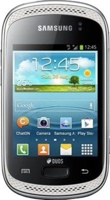 Samsung Galaxy Music Duos S6012 - Mobiles, ram - 512 MB, internal memory - 4 GB, primary camera - Yes, 3 Megapixel, seconday camera - , 3G - Yes, 7.2 Mbps HSDPA; 5.76 Mbps HSUPA, screen - 3 Inches LCD, battery - Li-Ion, 1300 mAh, os - Android v4 (Ice Cream Sandwich)