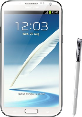 Samsung Galaxy Note 2 N7100 - Mobiles, ram - 2 GB, internal memory - 16 GB, primary camera - Yes, 8 Megapixel, seconday camera - Yes, 1.9 Megapixel, 3G - Yes, 21 Mbps HSDPA, 5.76 Mbps HSUPA, screen - 5.55 Inches Super AMOLED, battery - Li-Ion, 3100 mAh, os - Android v4.1 (Jelly Bean)