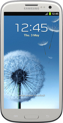 Samsung Galaxy S3 - Mobiles, ram - 1 GB, internal memory - 16 GB, primary camera - Yes, 8 Megapixel, seconday camera - Yes, 1.9 Megapixel, 3G - Yes, 21 Mbps HSDPA; 5.76 Mbps HSUPA, screen - 4.8 Inches Super AMOLED, battery - Li-Ion, 2100 mAh, os - Android v4 (Ice Cream Sandwich)