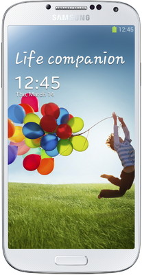 Samsung Galaxy S4 i9500 - Mobiles, ram - 2 GB, internal memory - 16 GB, primary camera - Yes, 13 Megapixel, seconday camera - Yes, 2 Megapixel, 3G - Yes, 42 Mbps HSPA, screen - 5 Inches Super AMOLED, battery - 2600 mAh, os - Android v4.2.2 (Jelly Bean)