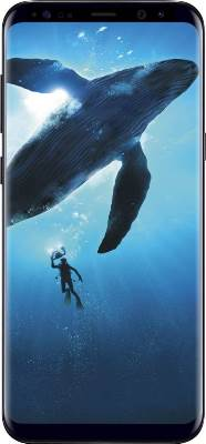 Samsung Galaxy S8 - Mobiles, ram - 4 GB, internal memory - 64 GB, primary camera - 12MP, seconday camera - 8MP, 3G - Yes, screen - 5.8 inch Super AMOLED, battery - Non-removable Li-Ion 3000 mAh battery, os - Android 7.0 (Nougat)