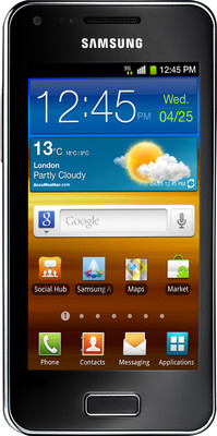 Samsung Galaxy S Advance i9070 - Mobiles, ram - 768 MB, internal memory - 16 GB, primary camera - Yes, 5 Megapixel, seconday camera - Yes, 1.3 Megapixel, 3G - Yes, 14.4 Mbps HSDPA: 5.76 Mbps HSUPA, screen - 4 Inches Super AMOLED, battery - Li-Ion, 1500 mAh, os - Android v2.3 (Gingerbread)