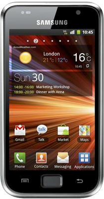 Samsung Galaxy S Plus I9001 - Mobiles, ram - 512 MB, internal memory - 8 GB, primary camera - Yes, 5 Megapixel, seconday camera - Yes, 0.3 Megapixel, 3G - Yes, 14.4 Mbps HSDPA; 5.76 Mbps HSUPA, screen - 4 Inches Super AMOLED, battery - Li-Ion, 1650 mAh, os - Android v2.3 (Gingerbread)