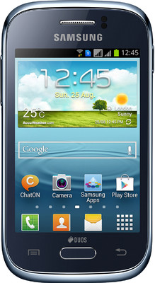 Samsung Galaxy Young S6312 - Mobiles, ram - 512 MB, internal memory - 2 GB, primary camera - Yes, 3 Megapixel, seconday camera - , 3G - Yes, 7.2 Mbps HSDPA; 5.76 Mbps HSUPA, screen - 3.2 Inches TFT, battery - Li-Ion, 1300 mAh, os - Android v4.1 (Jelly Bean)