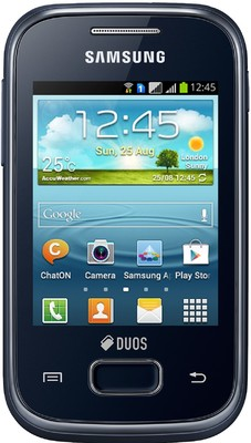 Samsung Galaxy Y Plus S5303 - Mobiles, ram - 512 MB, internal memory - 4 GB, primary camera - Yes, 2 Megapixel, seconday camera - , 3G - Yes, 7.2 Mbps HSDPA; 5.76 Mbps HSUPA, screen - 2.8 Inches TFT, battery - Li-Ion, 1200 mAh, os - Android v4 (Ice Cream Sandwich)