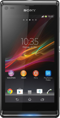 Sony Xperia L - Mobiles, ram - 1 GB RAM, internal memory - 8 GB, primary camera - Yes, 8 Megapixel, seconday camera - Yes, 0.3 Megapixel, 3G - Yes, 21 Mbps HSDPA; 5.76 Mbps HSUPA, screen - 4.3 Inches TFT, battery - 1700 mAh, os - Android v4.1 (Jelly Bean)
