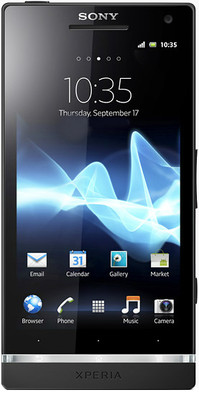 Sony Xperia S - Mobiles, ram - 1 GB RAM, internal memory - 32 GB, primary camera - Yes, 12.1 Megapixel, seconday camera - Yes, 1.3 Megapixel, 3G - Yes, 14.4 Mbps HSDPA; 5.8 Mbps HSUPA, screen - 4.3 Inches, battery - Li-Ion, 1750 mAh, os - Android v2.3 (Gingerbread), Upgradable to v4.0 (Ice Cream Sandwich)