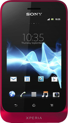 Sony Xperia Tipo - Mobiles, ram - 512 MB, internal memory - 2.5 GB, primary camera - Yes, 3.2 Megapixel, seconday camera - No, 3G - Yes, 7.2 Mbps HSDPA, 5.76 Mbps HSUPA, screen - 3.2 Inches TFT, battery - Li-Ion, 1500 mAh, os - Android v4 (Ice Cream Sandwich)