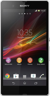Sony Xperia Z - Mobiles, ram - 2 GB, internal memory - 16 GB, primary camera - Yes, 13 Megapixel, seconday camera - Yes, 2 Megapixel, 3G - Yes, 14 Mbps HSDPA; 5.7 Mbps HSUPA, screen - 5 Inches TFT, battery - 2330 mAh, os - Android v4.1 (Jelly Bean)