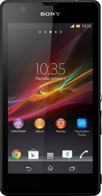 Sony Xperia ZR - Mobiles, ram - 2 GB, internal memory - 8 GB, primary camera - Yes, 13 Megapixel, seconday camera - 0.3 Megapixel, 3G - Yes, 5.8 Mbps HSUPA, screen - 4.6 Inches TFT, battery - 2300 mAh, os - Android v4.1 (Jelly Bean)