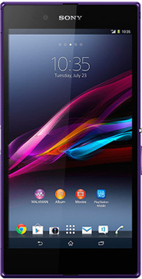 Sony Xperia Z Ultra - Mobiles, ram - 2 GB, internal memory - 16 GB, primary camera - Yes, 8 Megapixel, seconday camera - Yes, 2 Megapixel, 3G - Yes, 42 Mbps HSDPA; 5.8 Mbps HSUPA, screen - 6.4 Inches TFT, battery - 3050 mAh, os - Android v4.2 (Jelly Bean)