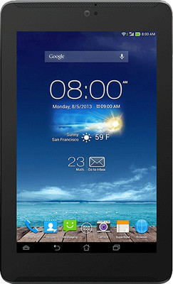 Asus Fonepad 7 - Tablets, screen - 7 inch 1280 x 800 pixels, ram - 1 GB LPDDR2, internal memory - 16 GB, primary camera - 5 megapixels, wifi - Yes, 802.11 a/b/g/n, os - Android 4.2 (Jelly Bean)