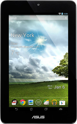 Asus MeMO Pad ME172V - Tablets, screen - 7 inch Capacitive Touchscreen with 1024 x 600 pixels, ram - 1 GB DDR3L, internal memory - 8 GB, primary camera - 1 megapixels, wifi - Yes, 802.11 b/g/n, os - Android 4.1 (Jelly Bean)