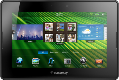 Blackberry Playbook - Tablets, screen - 7 inch TFT LCD Capacitive Touchscreen with 1024 x 600 pixels, ram - 1 GB, internal memory - 64 GB, primary camera - 5 megapixels, wifi - Yes, 802.11 a/b/g/n, os - Blackberry Tablet OS