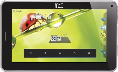 HCL ME Connect V3 - Tablets, screen - 7 inch Capacitive Touchscreen with 800 x 480 pixels, ram - 1 GB DDR3, internal memory - 4 GB, primary camera - 3.2 megapixels, wifi - Yes, 802.11 b/g/n, os - Android 4.1 (Jelly Bean)