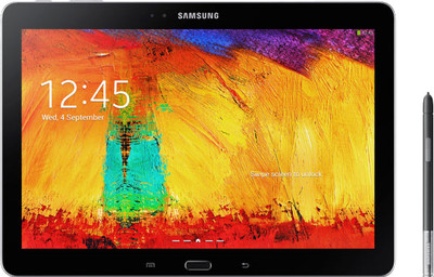 Samsung Galaxy Note P601 10 1 - Tablets, screen - 10.1 inch TFT LCD Capacitive Touchscreen with 2560 x 1600 pixels, ram - 3 GB, internal memory - 32 GB, primary camera - 8 megapixels, wifi - Yes, 802.11 a/b/g/n/ac, os - Android 4.3 (Jelly Bean)