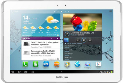 Samsung Galaxy Tab 2 P5100 10 1 - Tablets, screen - 10.1 inch TFT Capacitive Touchscreen with 800 x 1280 pixels ,16 M Colors, ram - 1 GB, internal memory - 16 GB, primary camera - 3 megapixels, wifi - Yes, 802.11 a/b/g/n, os - Android 4.0 (Ice Cream Sandwich)